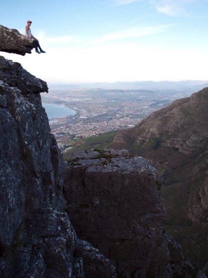 Petr Table Mountain